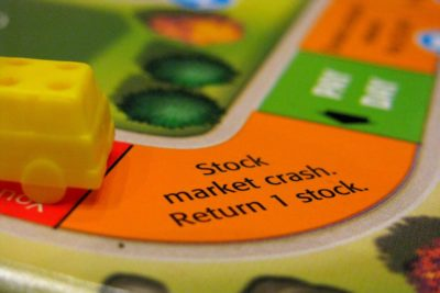 make money when the stock market goes down