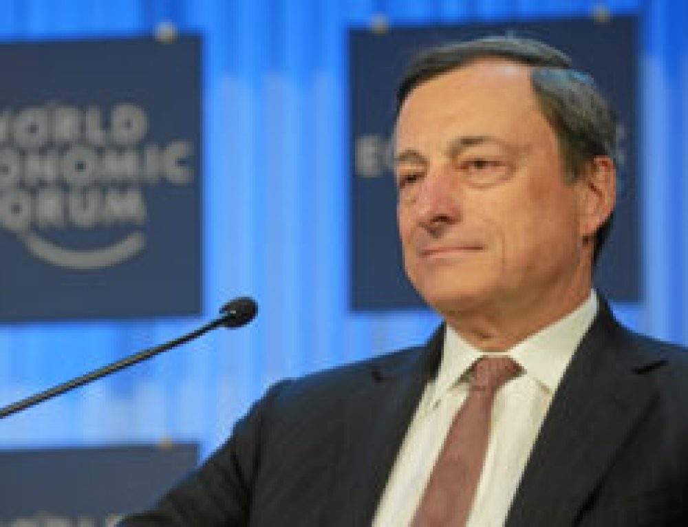 When Mario Draghi Speaks Do You Ditch the Dollar?