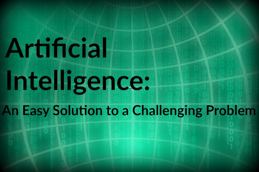 Artificial-Intelligence.-An-easy-solution-to-a-challenging-problem