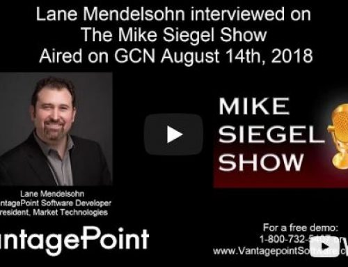 Lane Mendelsohn Interviewed on Mike Siegel Radio to Discuss How Millennials Can Use Artificial Intelligence to Save for Retirement