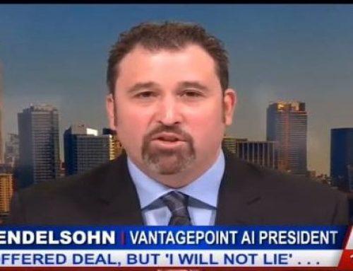 Lane Mendelsohn Vantagepoint ai President Interviewed Live on NewsmaxTV