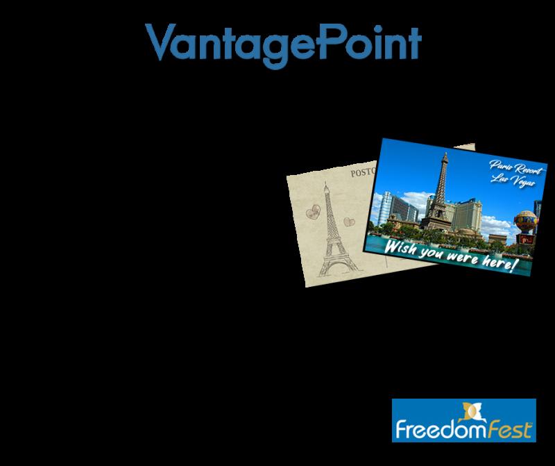 Meet Vantagepoint AI at FreedomFest