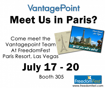 Meet Vantagepoint AI at FreedomFest